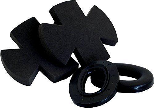Kit d'hygiène 3M PELTOR pour casque antibruit X5-A / X5-P3E, référence HYX5: Prolonge la durée de vie des casques antibruit Assure hygiène…