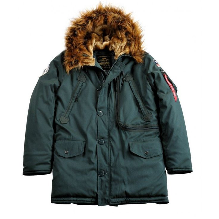 john-andy.com | Alpha Industries Polar jacket