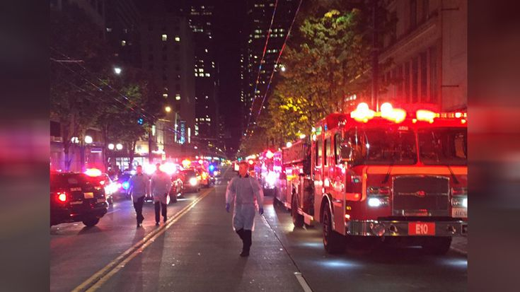 Anti-Trump protests: 5 dead, many injured in mass shooting in #Seattle, #Washington