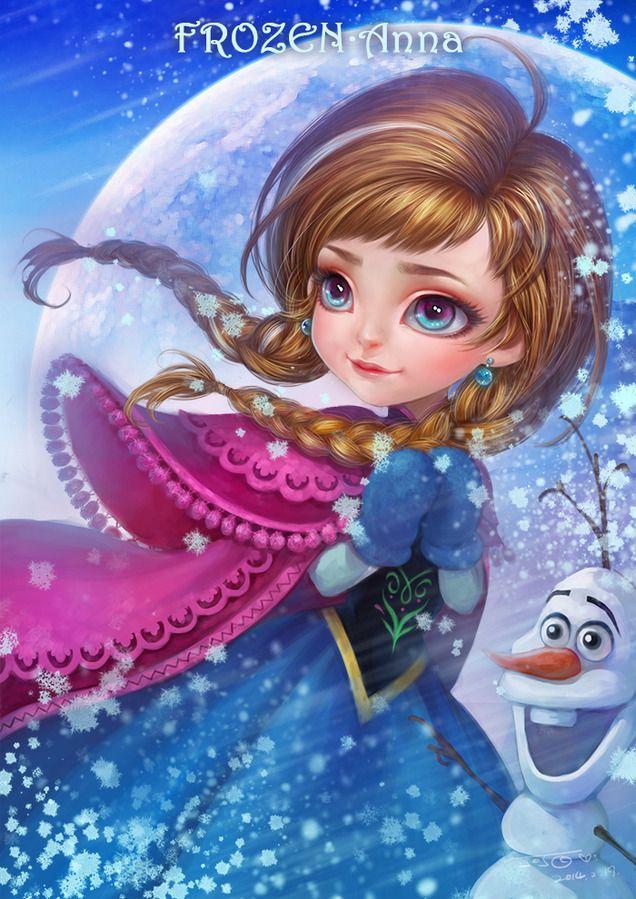 Anna et Olaf