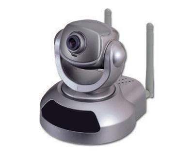 IP Cameras IP Cameras WIRELESS NETWORK CAMERA WITH PAN TILT