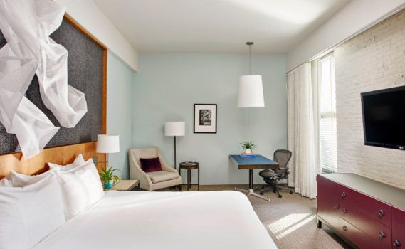 Louisville KY Accommodations | 21c Museum Hotel Louisville