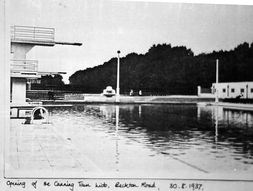 Canning Town lido