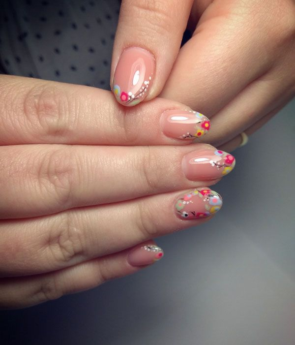 Manicure Ideas Fall 2020 Stylish Spring Nail Designs and Ideas 2019 2020 | Nails Ideas