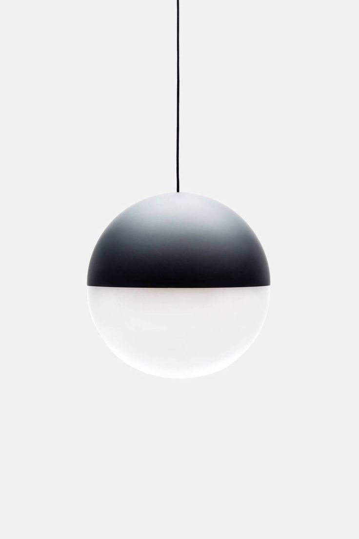 | PRODUCT + LIGHTING | #flos #Michael_Anastassiades_black