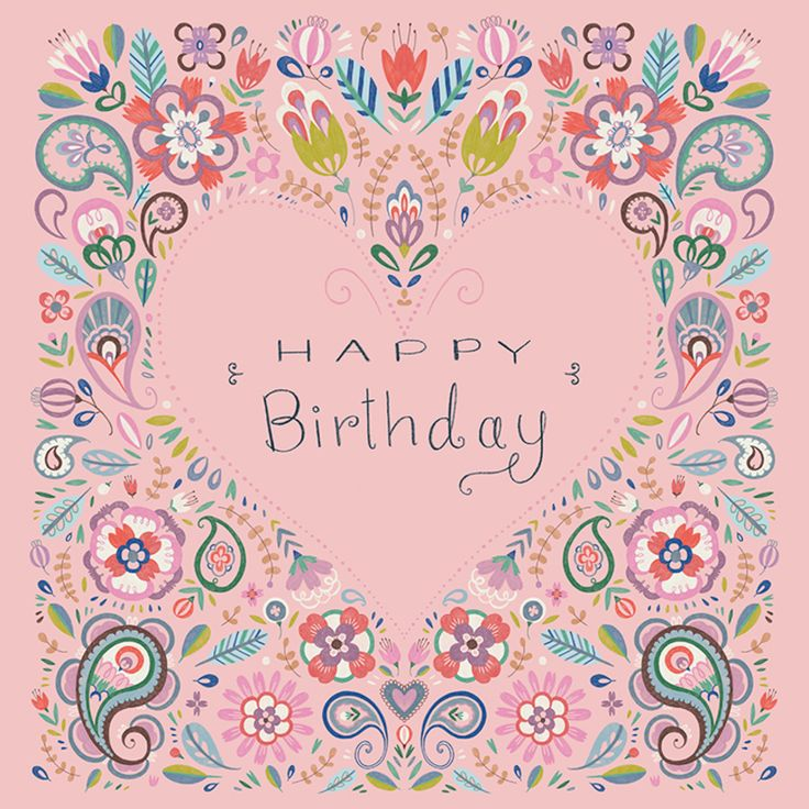 Floral paisley heart Birthday card.jpg