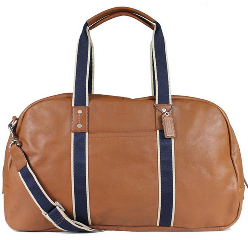 Just got this on an incredible sale at the Outlet - Coach HWL Duffel