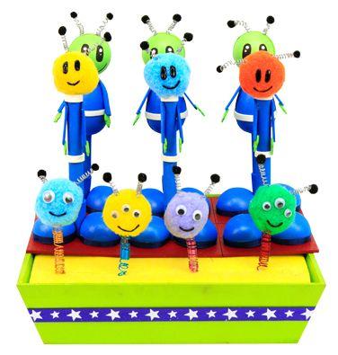 Plumas / Regalo para niños / Fiestas infantiles