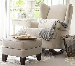 Upholstered Chairs  Glider Chairs   Nursing Chairs   Pottery Barn KidsBest 25  Nursing chair ideas on Pinterest   Nursery gliders  Baby  . Good Chairs For Nursing. Home Design Ideas