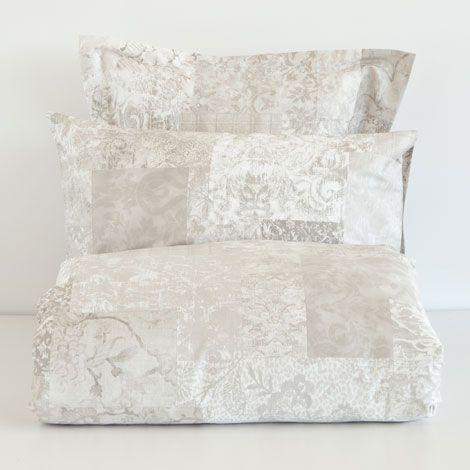 Printed Satin Bedding #Zara