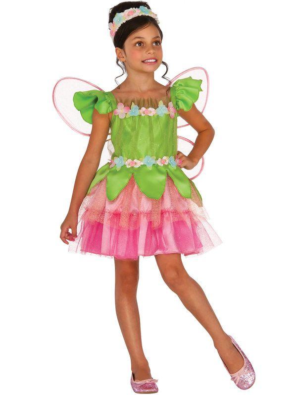 Spring Fairy Costume for Kids