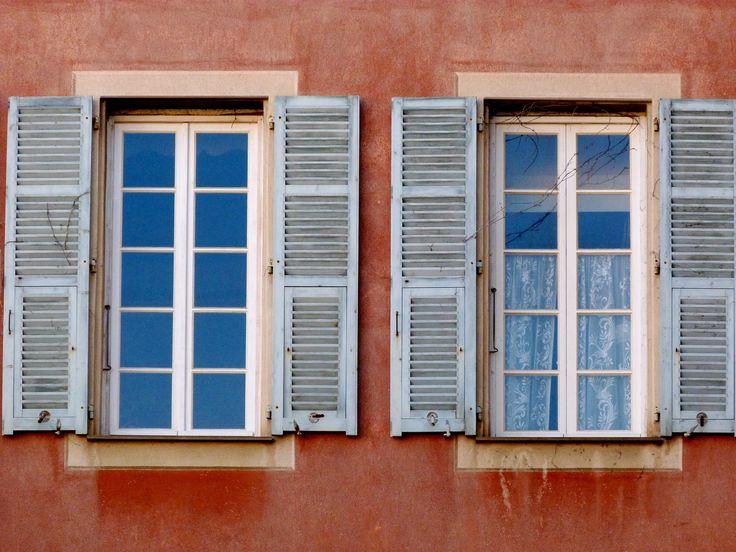 Volets à Nice, Côte d'Azur, France