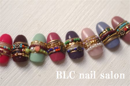 Arm Candy nail 作り方♪ の画像|新潟市中央区万代ネイルサロン~BLC nail salon