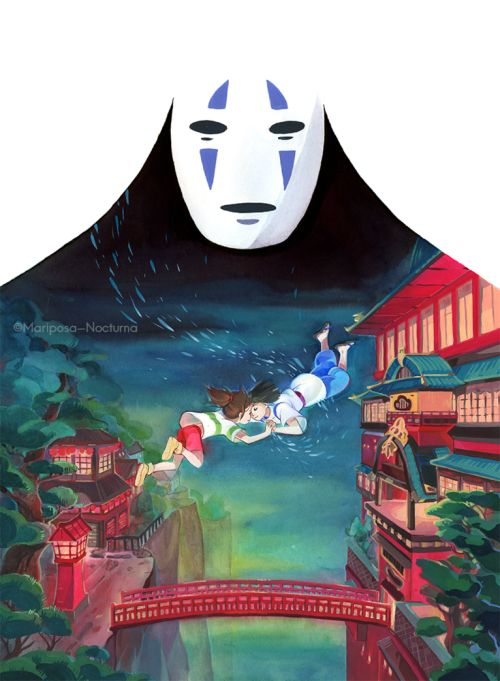 Studio Ghibli blog