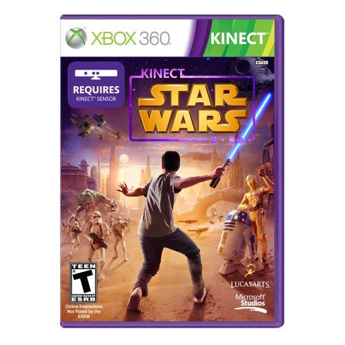 Kinect Star Wars - Xbox 360 LucasArts http://www.amazon.com/dp/B002I0HCNI/ref=cm_sw_r_pi_dp_J5E7vb1NQ1TRT