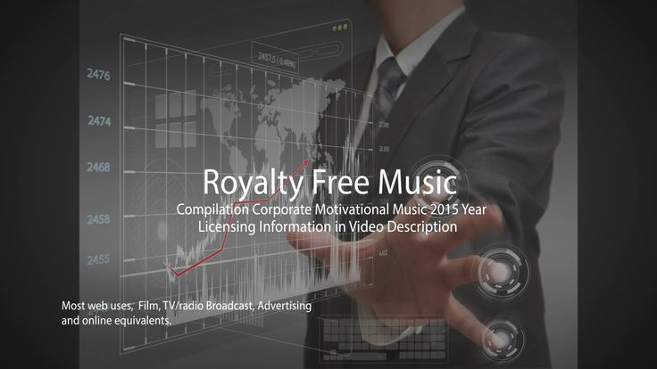 Compilation Corporate Motivational Music 2015 Year by ANtarcticbreeze   If you want to use this music in your projects (TV/Radio Broadcast, Advertising, Film, YouTube) you need to purchase a license. Music NOT FREE.  https://www.youtube.com/watch?v=P0q46kjSmlU
