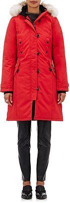 Shop Now - >  https://api.shopstyle.com/action/apiVisitRetailer?id=543359804&pid=uid6996-25233114-59 Canada Goose Women's Kensington Fur-Trimmed Parka  ...