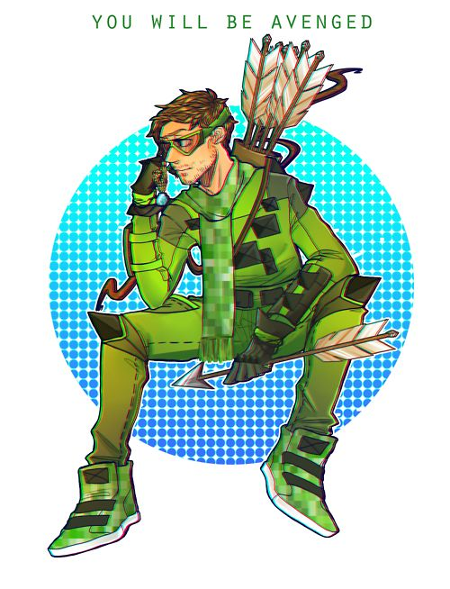 achievement hunter minecraft fanart gavin free - Google Search