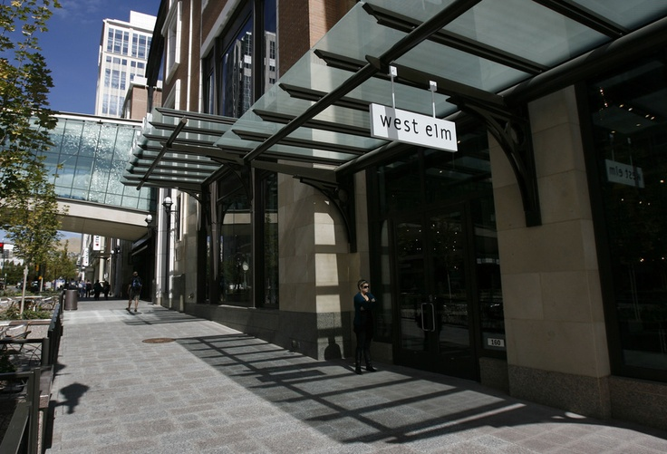 West Elm An Interior Design Store Is Opening Its First Location In Utah At The City Creek