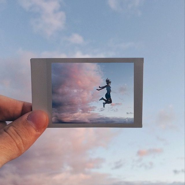 Moments Seen Through Polaroid Films – Fubiz™                                                                                                                                                     More
