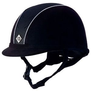 Charles Owen Ayr8 Helmet with Piping**