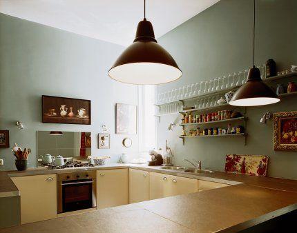 109 best Cuisine images on Pinterest Bathrooms, Decorating ideas - plan de travail cuisine rouge