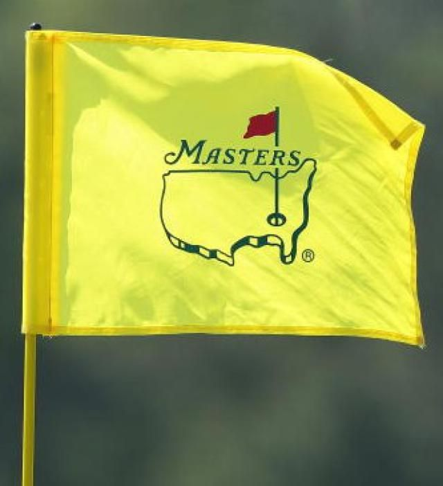 2015 Masters Golf Tournament