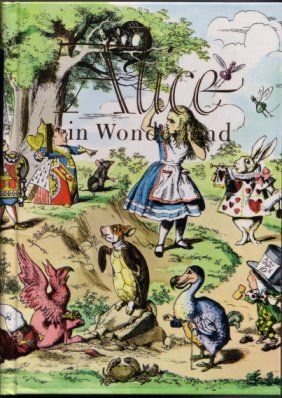 My favourite book of all time. I love the Tenniel illustrations.