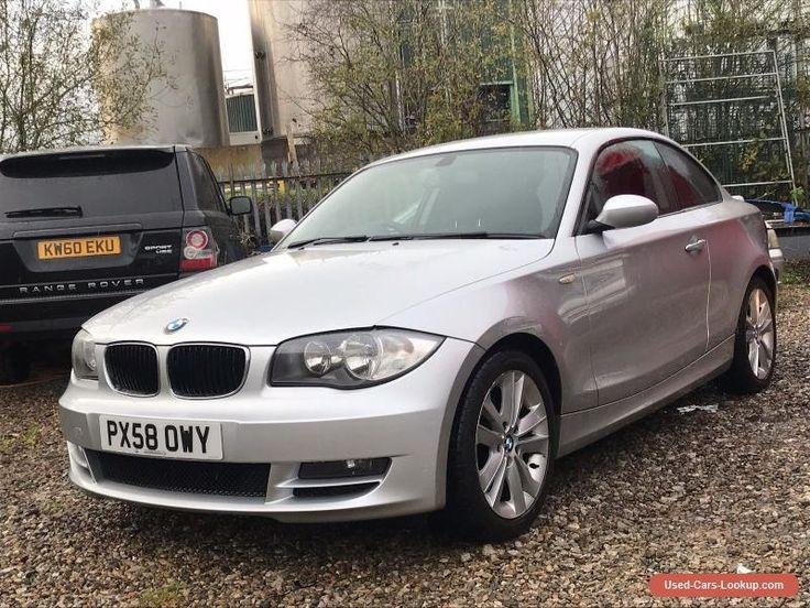 BMW 1 Series Coupe E82 2.0 120d SE 2dr #bmw #120 #forsale #unitedkingdom