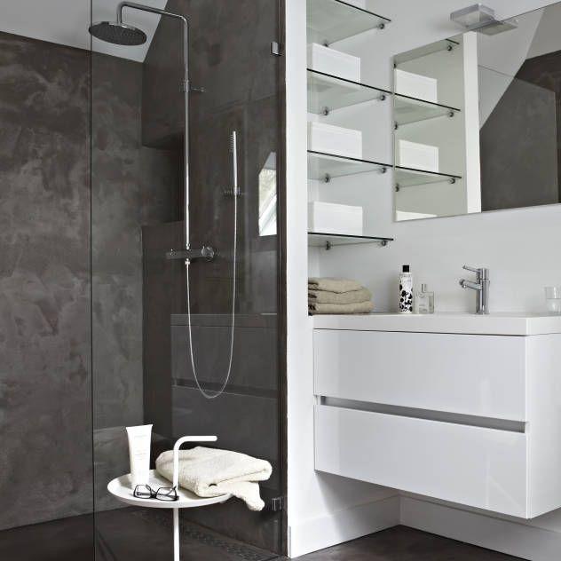 17 beste douche idee n op pinterest douches huizen en droomdouche - Decoratie badkamer fotos ...