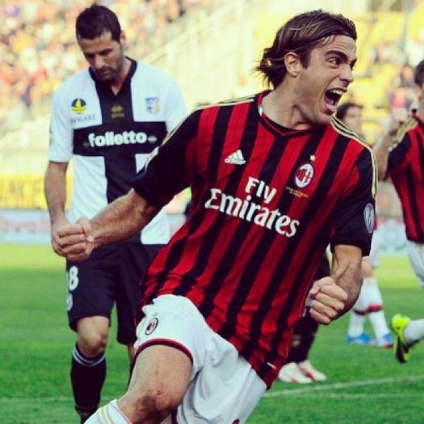 Alessandro Matri AC Milan