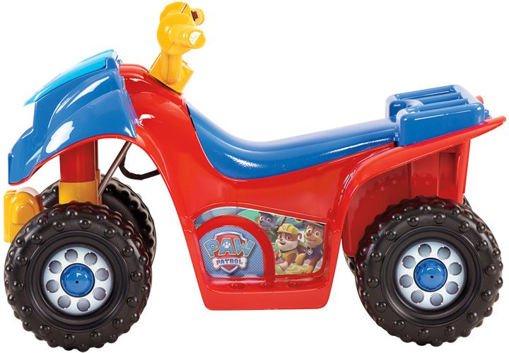 Fisher-Price Power Wheels Nickelodeon Paw Patrol Lil Quad