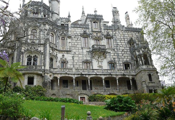 Palais de la Regaleira - Sintra - Blog Voyage Trace Ta Route  www.trace-ta-route.com  http://www.trace-ta-route.com/week-end-lisbonne-sintra/  #portugal #sintra #palais #palace #regaleira