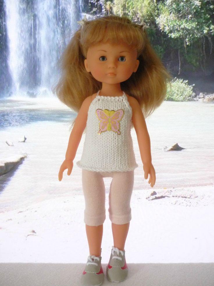 Top pour poupée Chérie: 1) http://marieetlaines.canalblog.com/archives/2014/03/26/28400053.html 2) http://p3.storage.canalblog.com/35/06/1066432/91371802.pdf