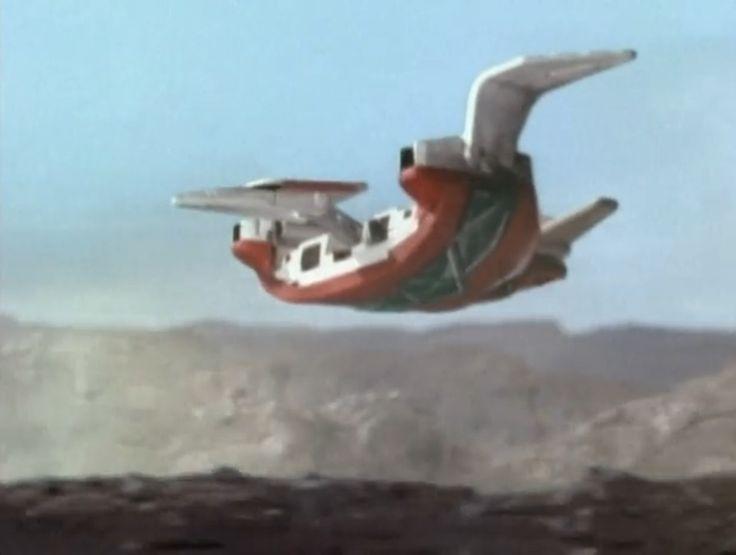 Mighty Morphin Power Rangers Zords: Pterodactyl Dinozord