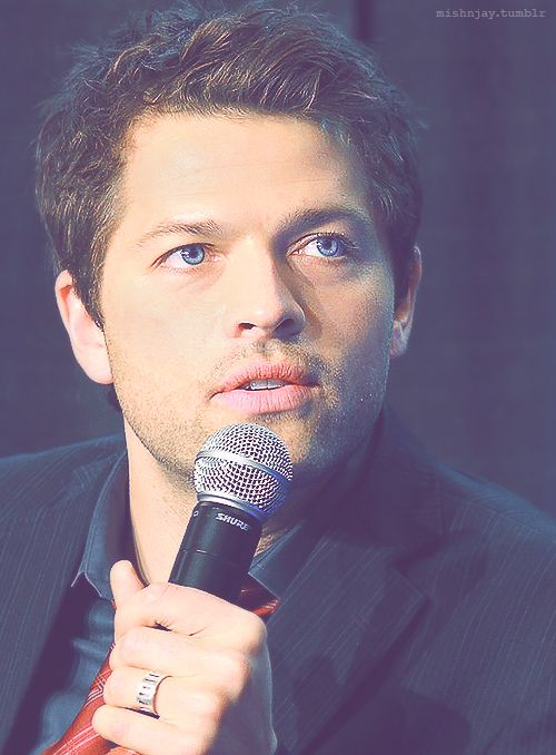 Misha Collins I am now pinning Misha pictures to his own board!  http://www.pinterest.com/claireogles/misha-collinsyour-face-sir/