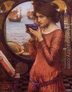 Destiny 1900  by John William Waterhouse