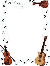 free music border paper - Buscar con Google