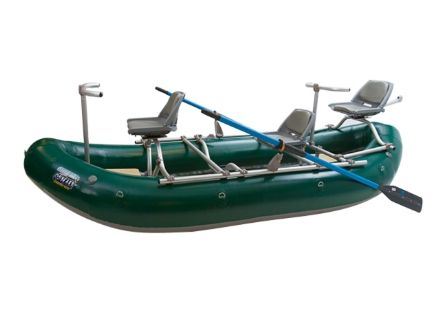 Inflatable fishing pontoon boats and float tubes for anglers | Outcast