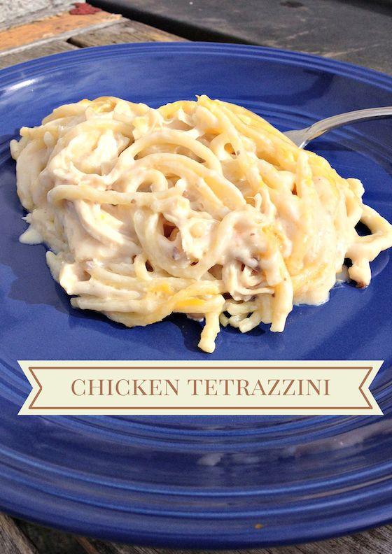 Delicious and Easy Chicken Tetrazzini