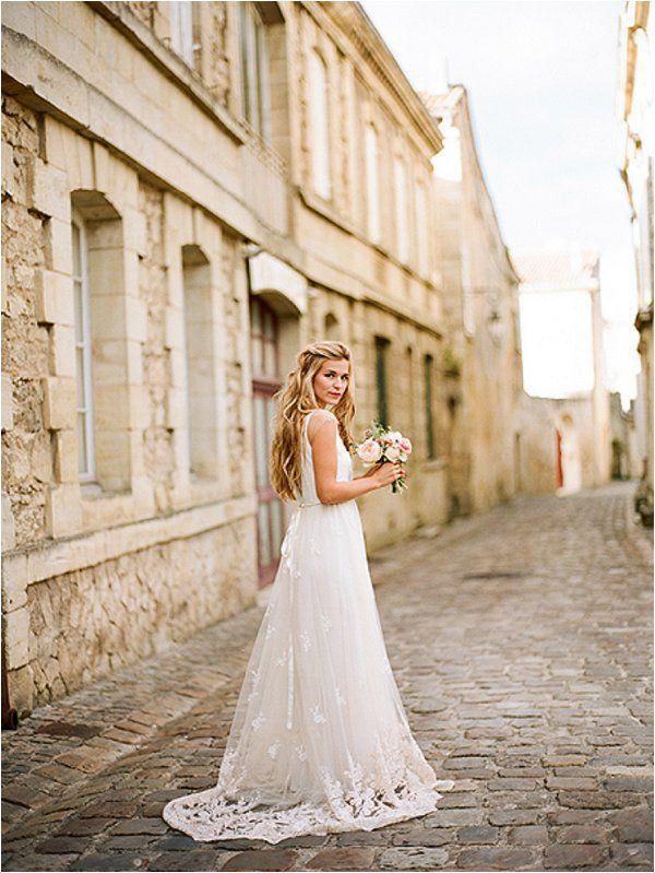Perfect bohemian bridal inspiration