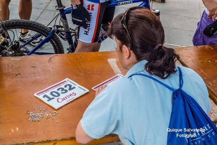 Aquest any s'ha complert la XXV edició de la pedalada popular de la Festa major de Terrassa