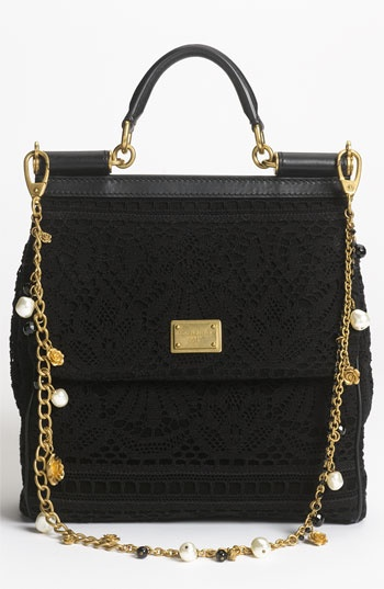Graffiti Tote Key Charm - Only One Size / Black Dolce & Gabbana Outlet Big Discount Shop Sale Limited Edition 2018 New Online DOokmf2HG6