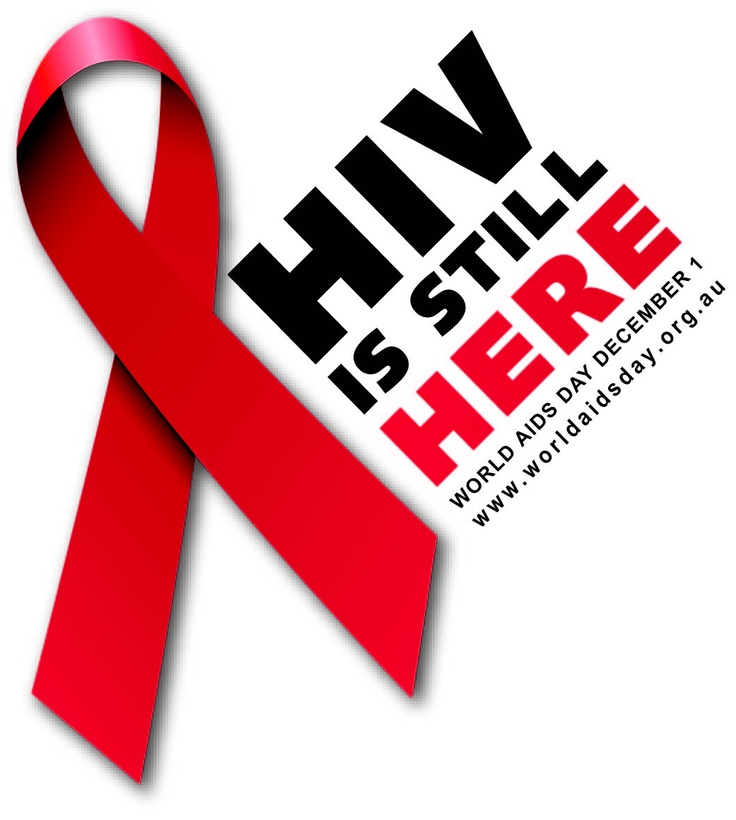 HIV is Still Here. Please help raise HIV/AIDS awareness by following Red Ribbons on Twitter @RedRibbons2012 Instagram @2012redribbons and Facebook (redribbons.1)