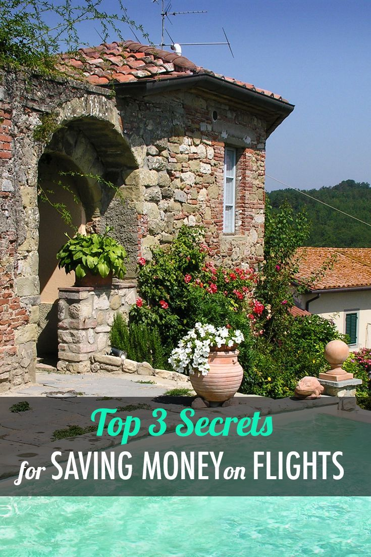 I'm a travel bargain hunter, and while we want to splurge now and then we are always looking for ways to cut our travel expenses. Saving on airfare is the first thing we look at, so here are our top 3 secrets for saving money on flights.