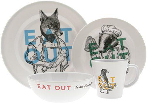 OLPro Eat Out Melamine Dish Set (Pack of 16) OLPro http://www.amazon.co.uk/dp/B00M89LGYK/ref=cm_sw_r_pi_dp_Wrzdvb0KEK1WN