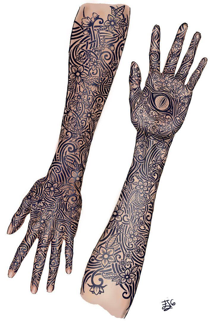Feyre bargain tattoo by leywan on DeviantArt