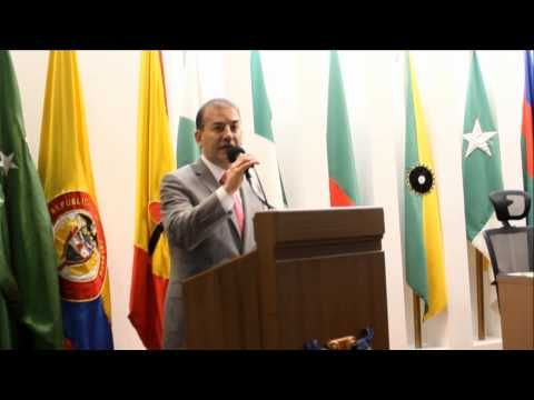 Foro de Libertad Religiosa en Risaralda con Baena