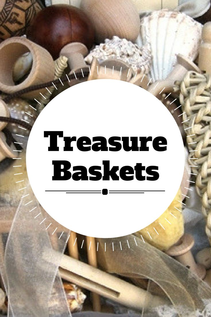 Take a look at these lovely Treasure Baskets ideas. Perfect for young children and babies. Heuristic Play. Go on to my blog to find out more.