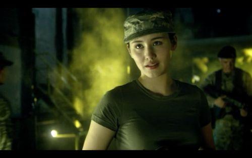 Christina Chong...Lorna Bucket - Doctor Who A Good Man Goes to War Season 6 episode 7
